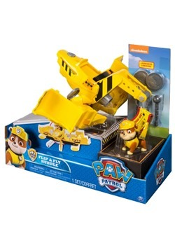 Paw Patrol Flip & Fly Rubble Vehicle