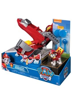 Paw Patrol Flip & Fly Marshall Vehicle