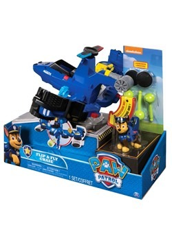 Paw Patrol Flip & Fly Chase Vehicle