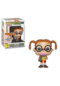 Pop! Animation: 90s Nick- Wild Thornberrys: Eliza
