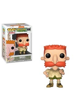 Pop! Animation: 90s Nick- Wild Thornberrys- Nigel