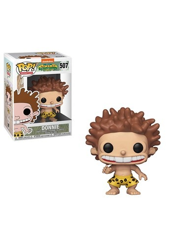 Pop! Animation: 90s Nick- Wild Thornberrys- Donnie
