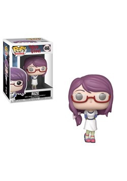 Funko Pop! Animation:Tokyo Ghoul- Rize Figure