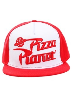 0c5fbb90a402f Toy Story Pizza Planet Snapback Adult Hat