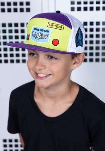 Disney Toy Story Buzz Lightyear Snapback Hat 1