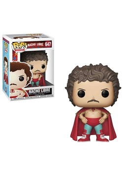 Pop! Movies: Nacho Libre- Nacho