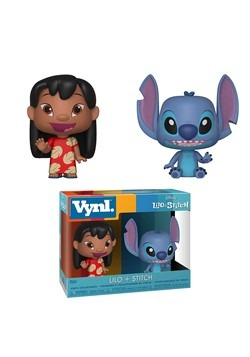 Vynl: Lilo & Stitch- 2 Pack Lilo & Stitch