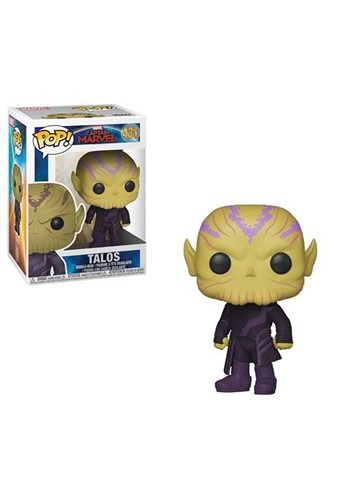 Pop! Marvel: Captain Marvel- Talos
