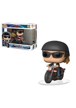 Pop! Ride: Marvel: Captain Marvel- Carol Danvers Motorcycle