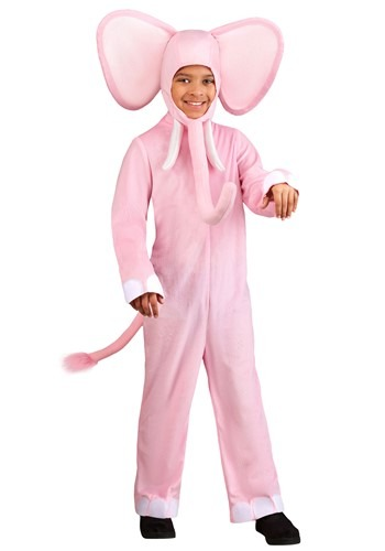 Pink Elephant Costume for Kids