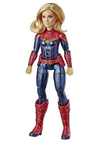 Captain Marvel Photon Power FX Action Doll update