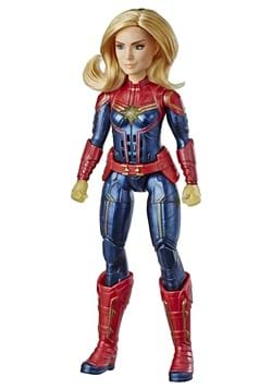 Captain Marvel Photon Power FX Action Doll update