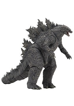 "Godzilla King of the Monsters 12"" Head to Tail Action Figure"