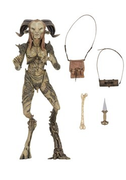 "Pan's Labyrinth Faun 7"" Action Figure"