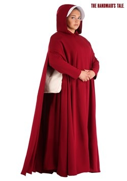 Handmaid's Tale Deluxe Womens Plus Size Costume
