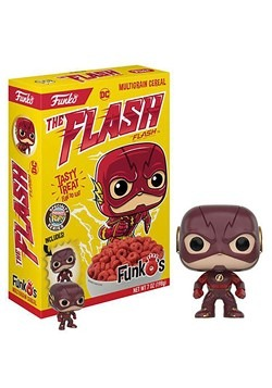 FunkO's Cereal: TV- The Flash