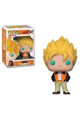 Pop! Animation: DragonBall Z- Goku (Casual) Figure