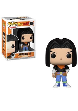 Funko Pop! Animation: DragonBall Z- Android 17
