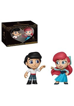 Funko Mini Vinyl Figures: Little Mermaid- 2 Pack