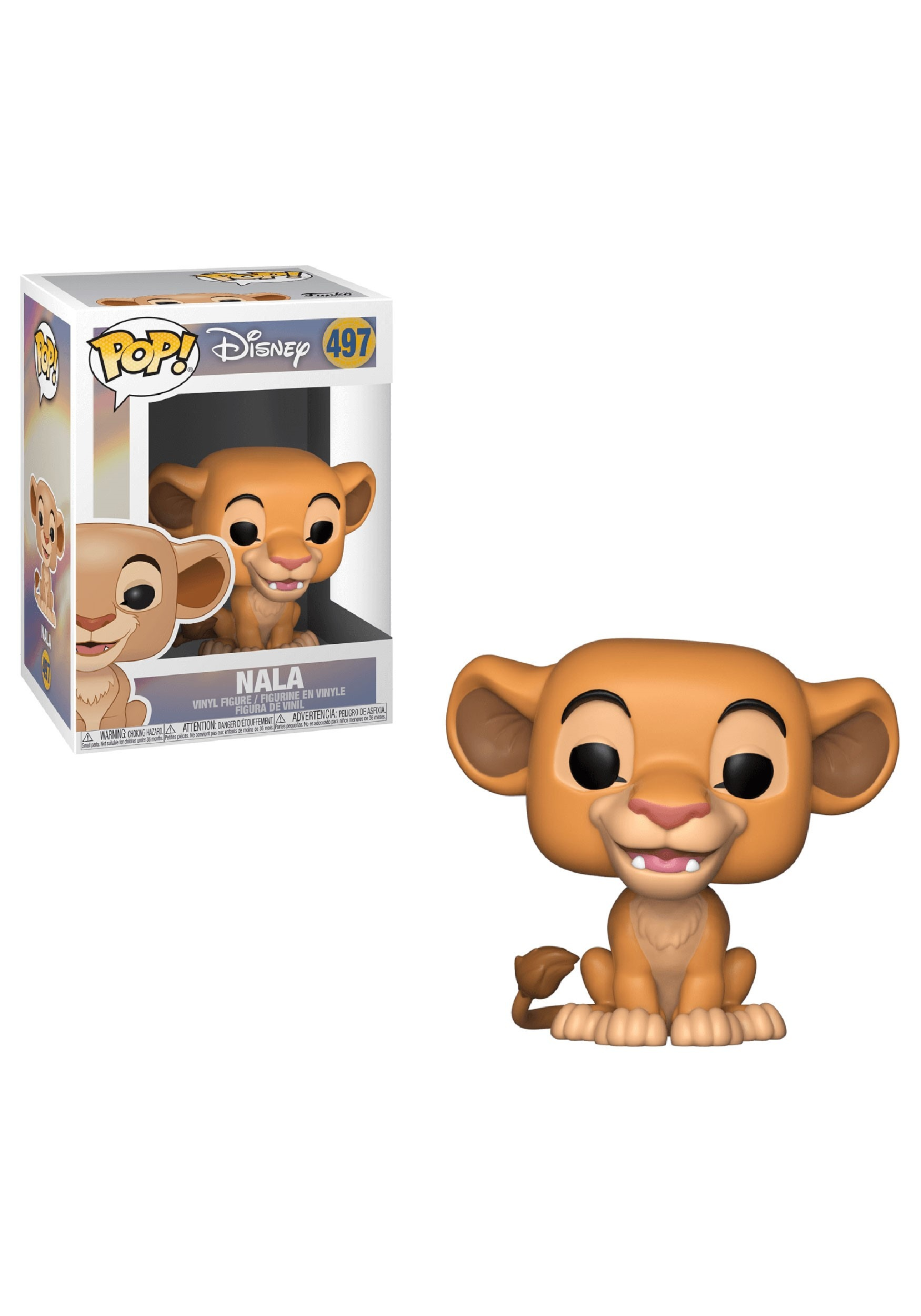 Pop! Disney: Nala- Lion King