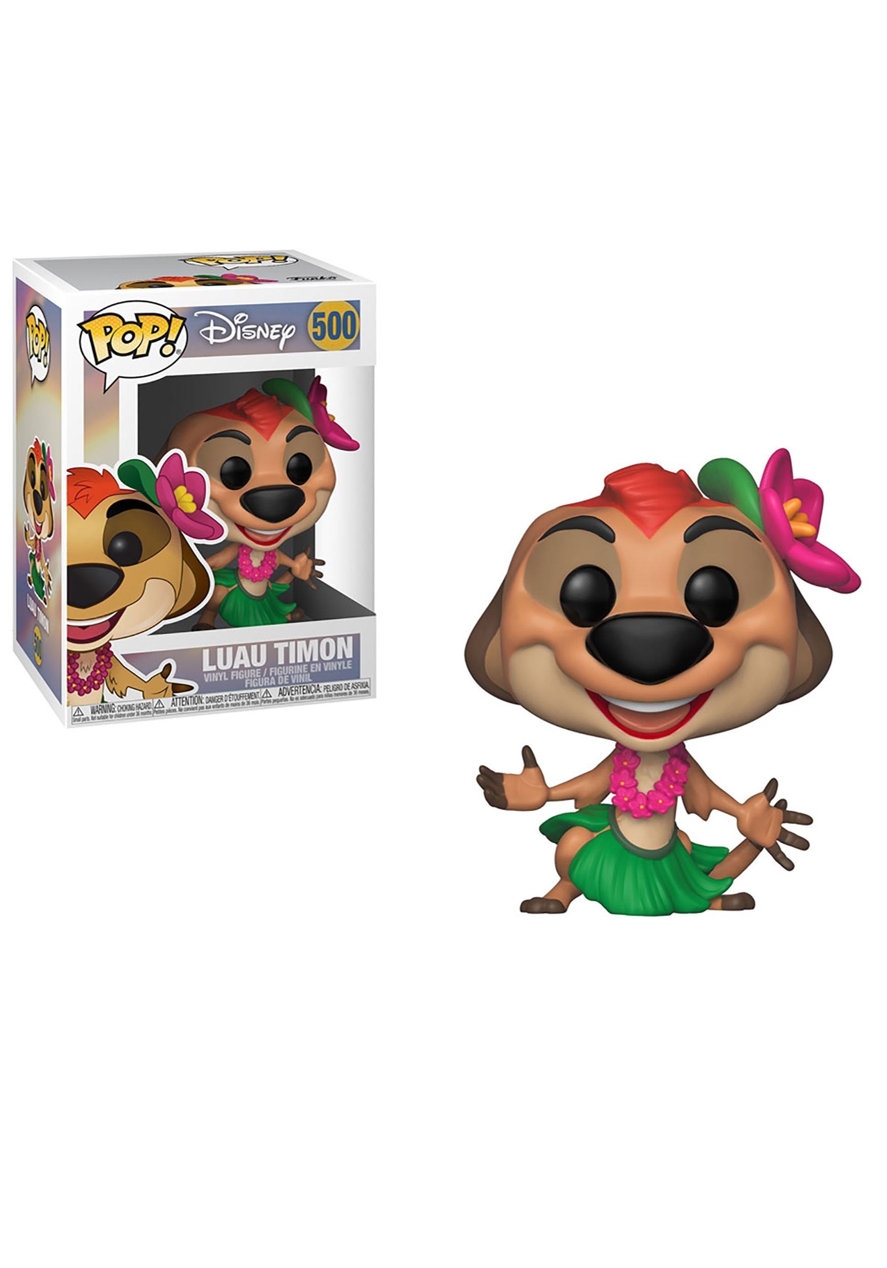 Pop! Disney: Luau Timon- Lion King