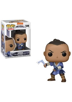 Pop! Animation: Avatar- Sokka