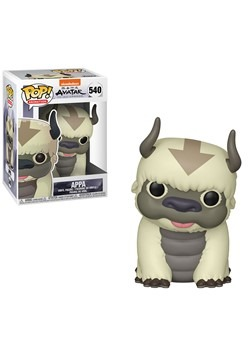Pop! Animation: Avatar- Appa Figure