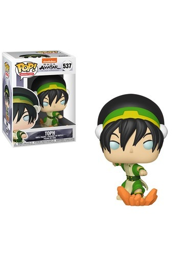 Pop! Animation: Avatar- Toph Figure