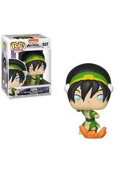 Funko Pop! Animation: Avatar- Toph