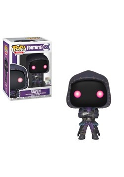 Pop Games Fortnite Raven