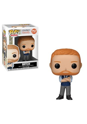 Funko Pop! TV: Modern Family- Mitch