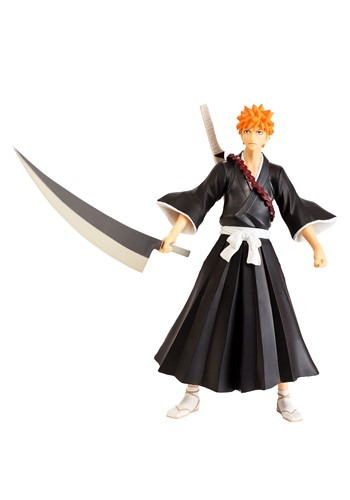 Bleach Ichigo Viz Collection 6in Figure
