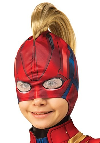 Captain Marvel Mohawk Headpiece Child update1
