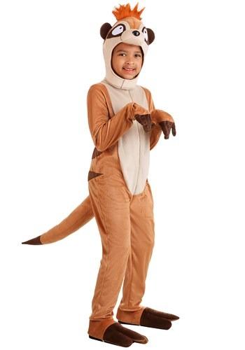 Meerkat Costume For Kids