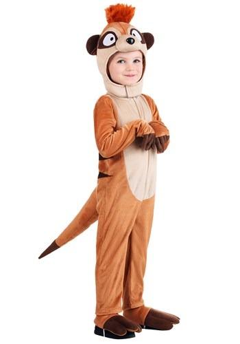 Meerkat Toddler Costume