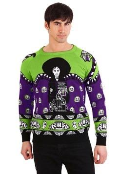 Beetlejuice Lydia Deetz Ugly Halloween Sweater