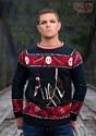 Adult Freddy vs Jason Ugly Halloween Sweater