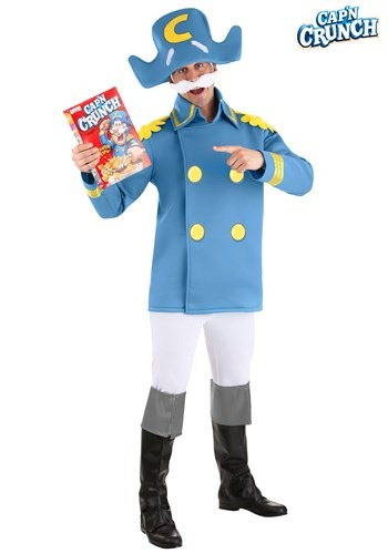 Cap'n Crunch Plus Size Men's Costume