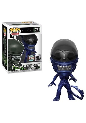 Pop! Movies- Alien 40th- Xenomorph Specialty Series1