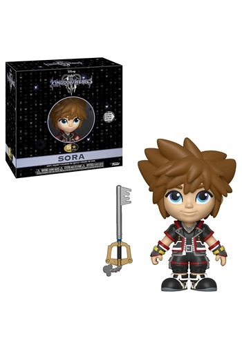 5 Star- Kingdom Hearts 3- Sora