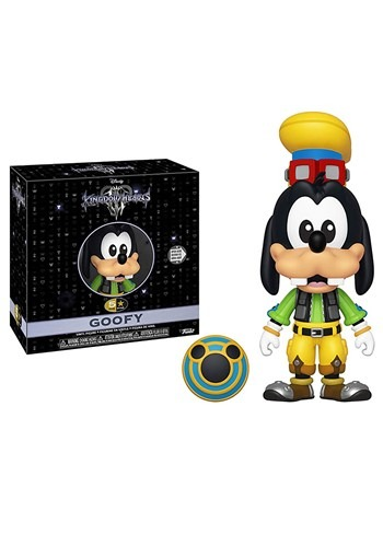 5 Star- Kingdom Hearts 3- Goofy