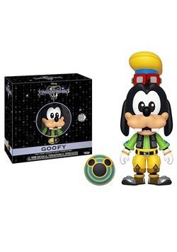 Funko 5 Star Kingdom Hearts 3 Goofy Figure