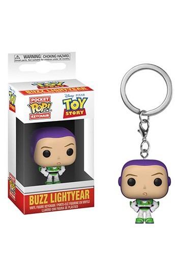 Pop! Keychain: Toy Story- Buzz Figure
