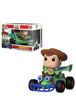 Pop! Ride: Toy Story- Woody w/ RC Figure