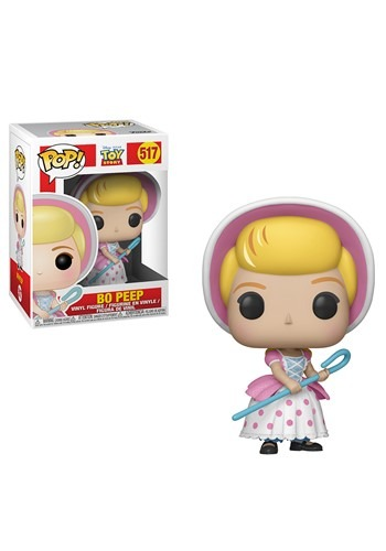 UPC 889698370158 product image for Pop! Toy Story- Bo Peep Figure | upcitemdb.com