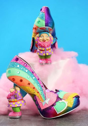 Irregular Choice 'I Just Gnome It' Family Reunion Character