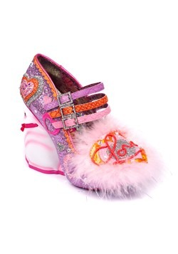 Irregular Choice 'Hunnie Bunnie' Family Reunion Heels