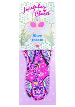 Irregular Choice Mau Print Insoles