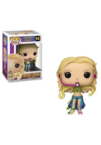 Funko POP! Rocks: Britney Spears Slave 4U Vinyl Figure