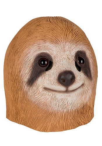 The Sloth Mask